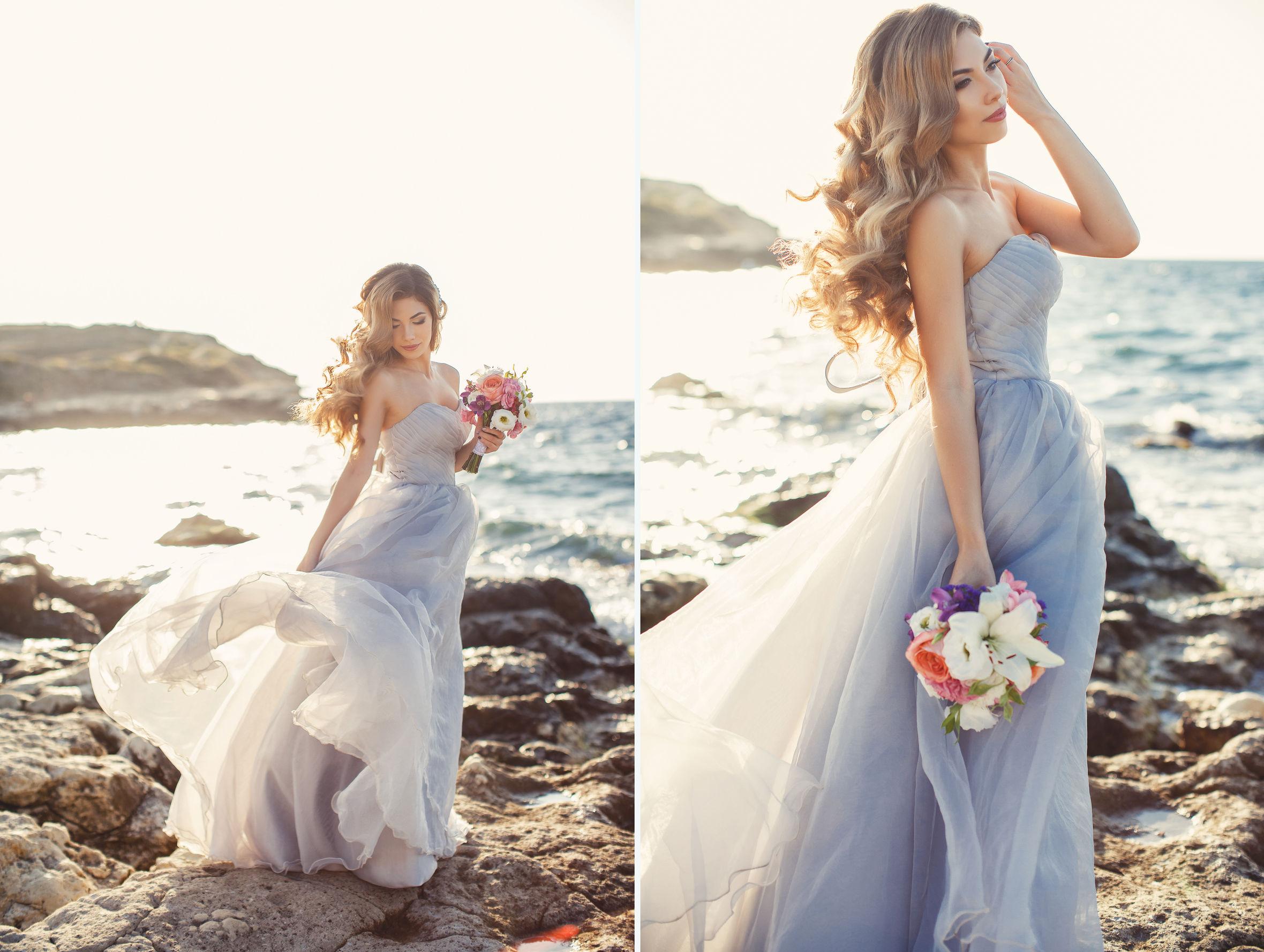 Professionele bruidsvisagie